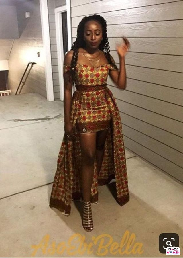 African Fashion Modern Street Styles 052