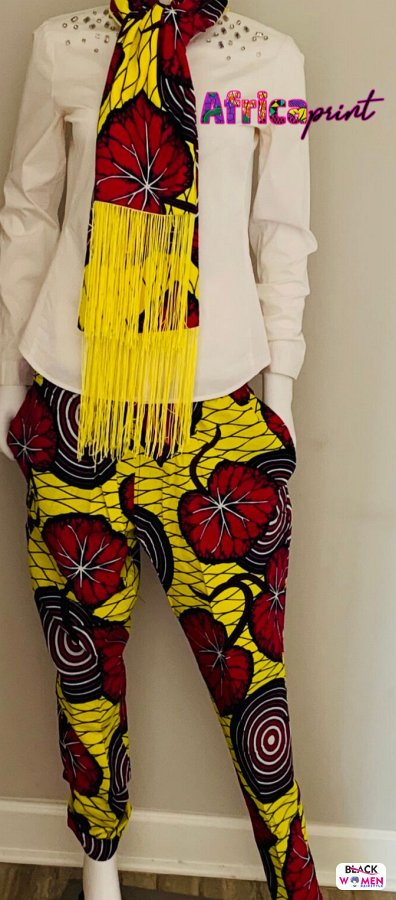 African Fashion Modern Street Styles 104