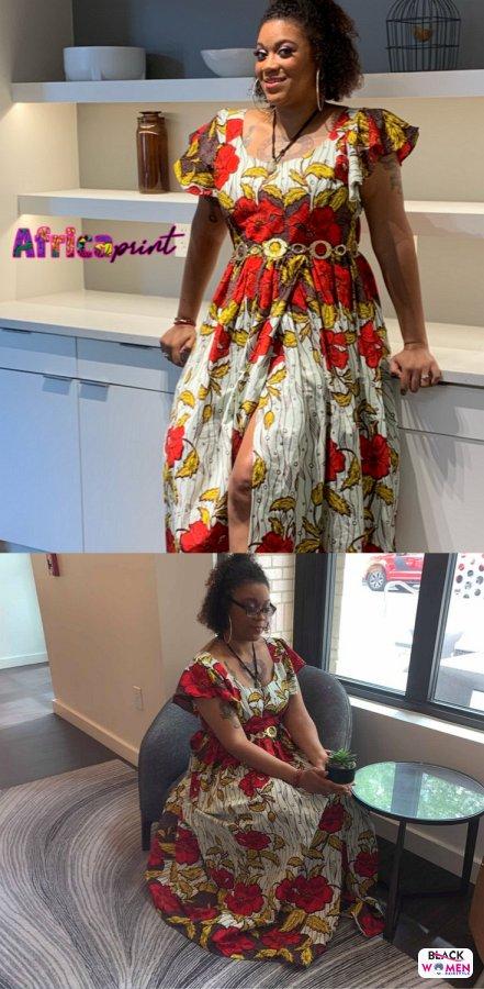 African Fashion Modern Street Styles 109