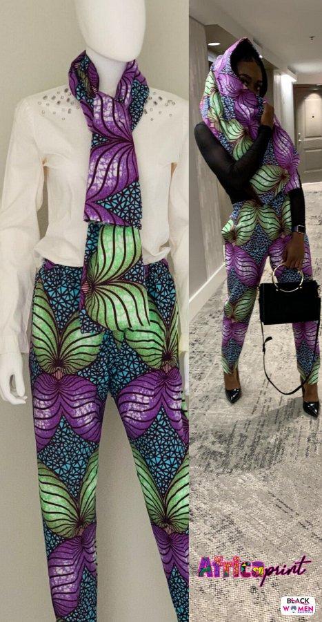 African Fashion Modern Street Styles 117