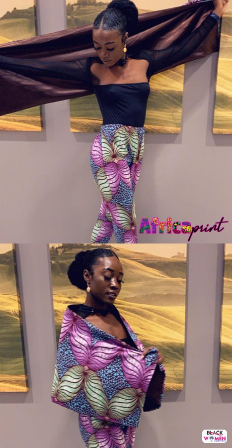 African Fashion Modern Street Styles 123
