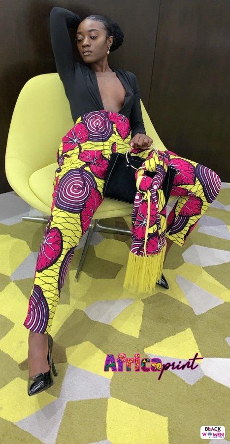 African Fashion Modern Street Styles 134