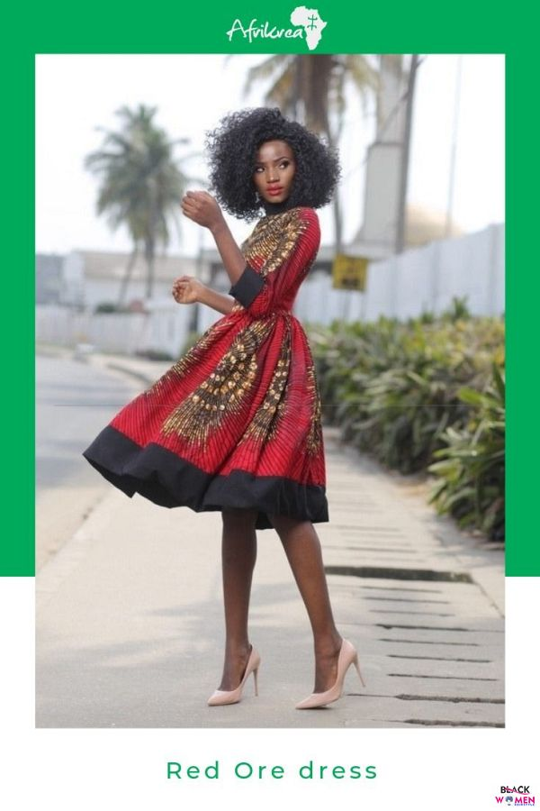 African Fashion for Women 001