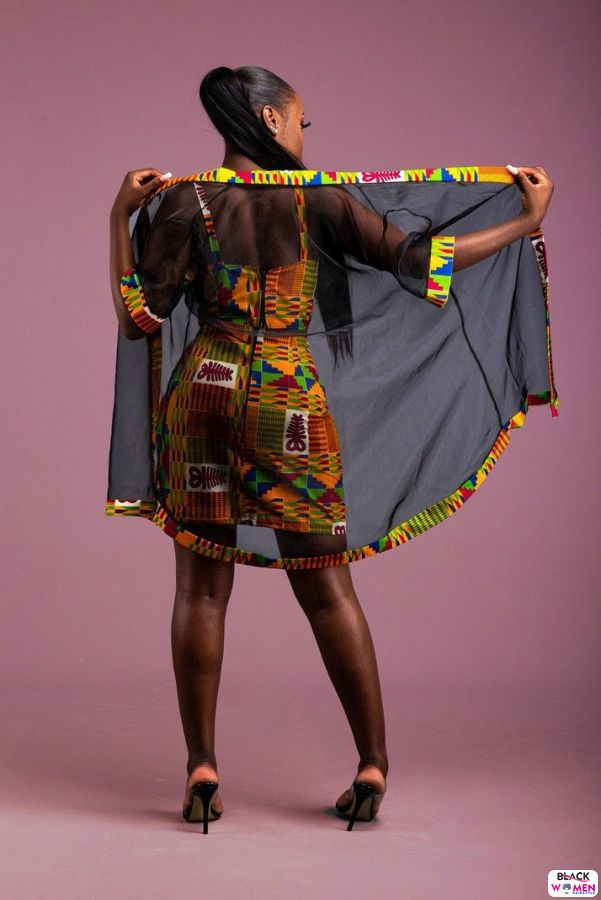 African Fashion for Women 011