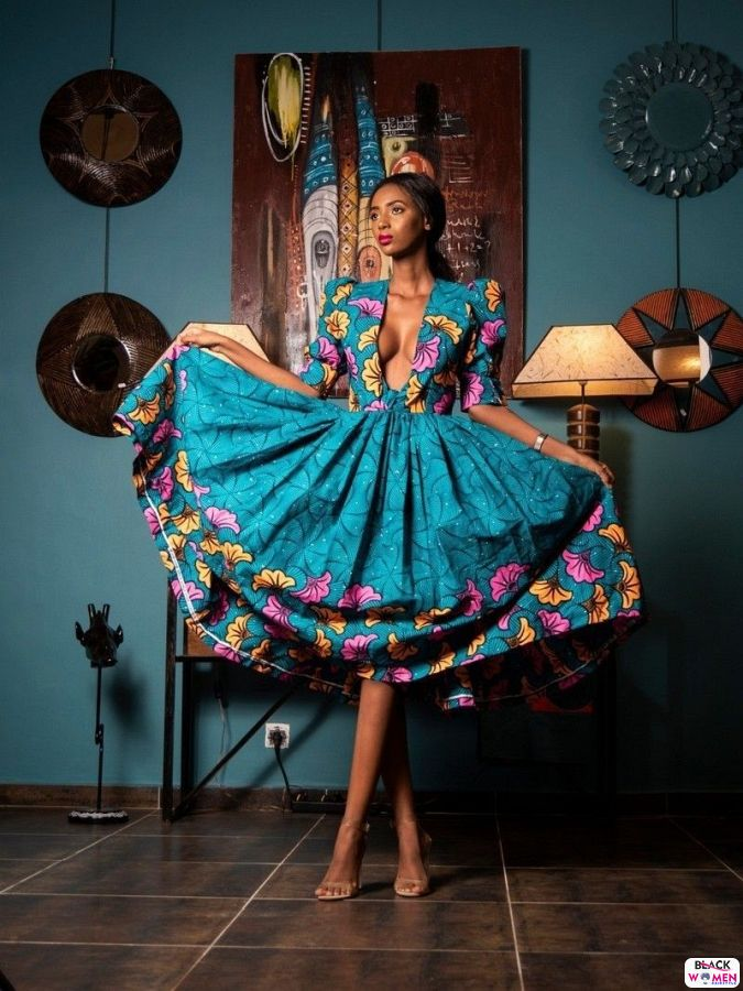 African Fashion for Women 017