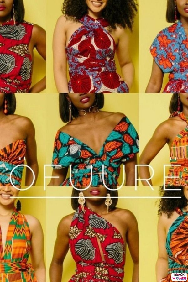 African Fashion for Women 024