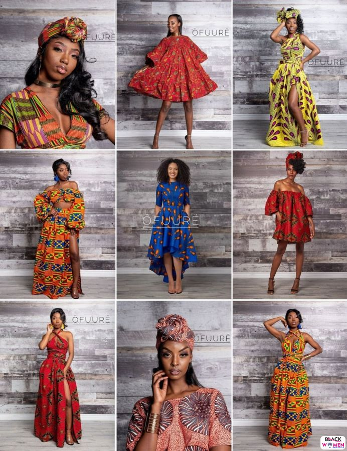 African Fashion for Women 025