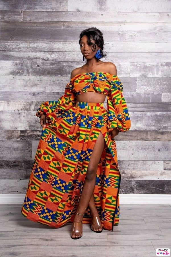 African Fashion for Women 031