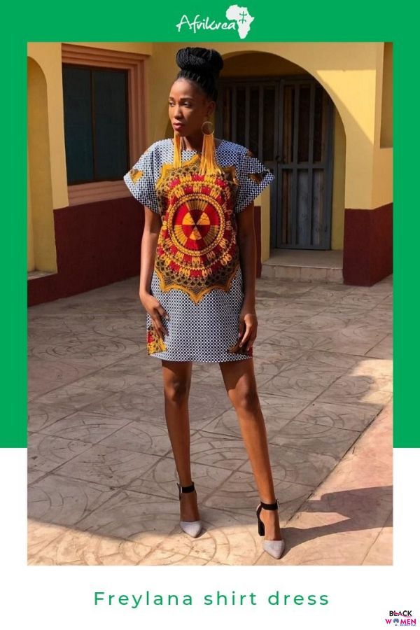 African Fashion for Women 034