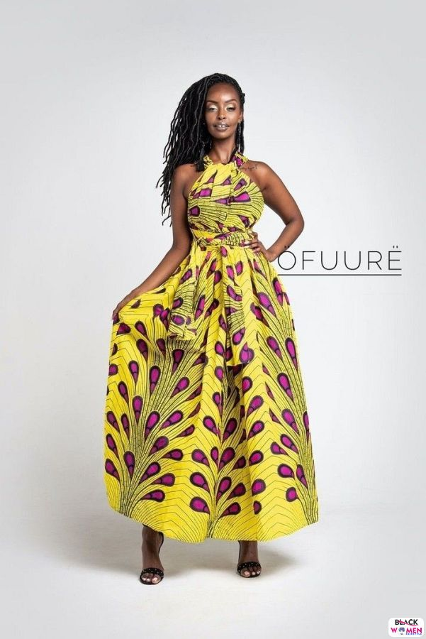 African Fashion for Women 040