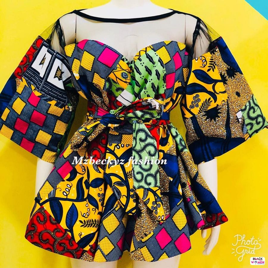 African fashion dresses 061 2