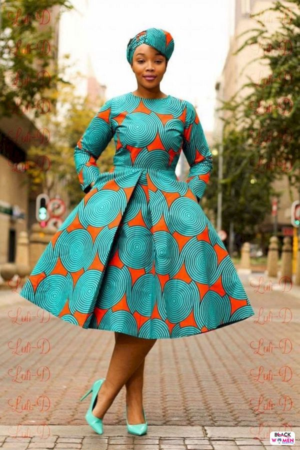 African fashion dresses 069