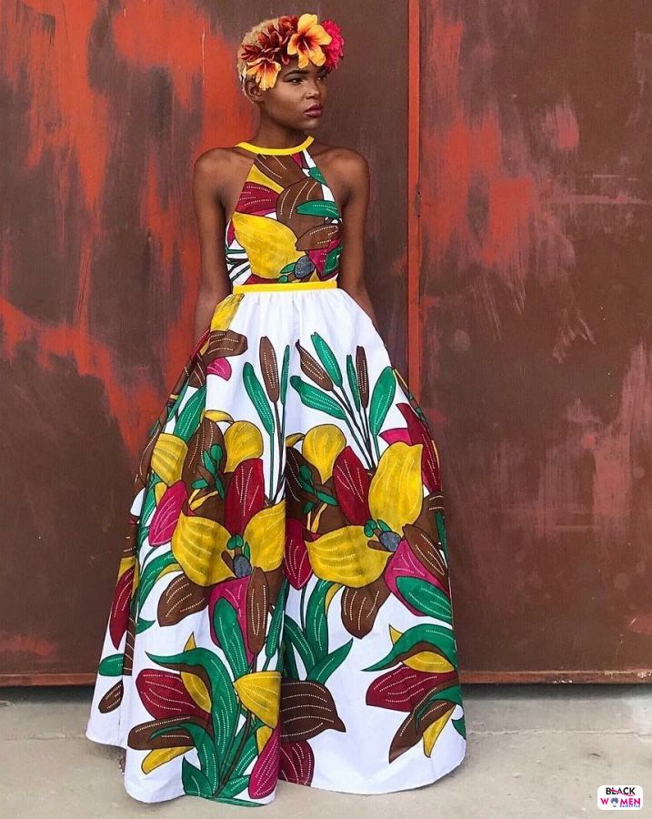 African fashion dresses 086