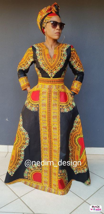 African fashion dresses 091