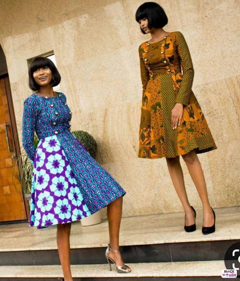 African fashion dresses 095