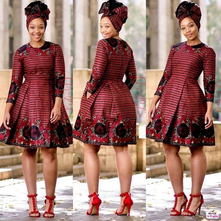 African fashion dresses 136