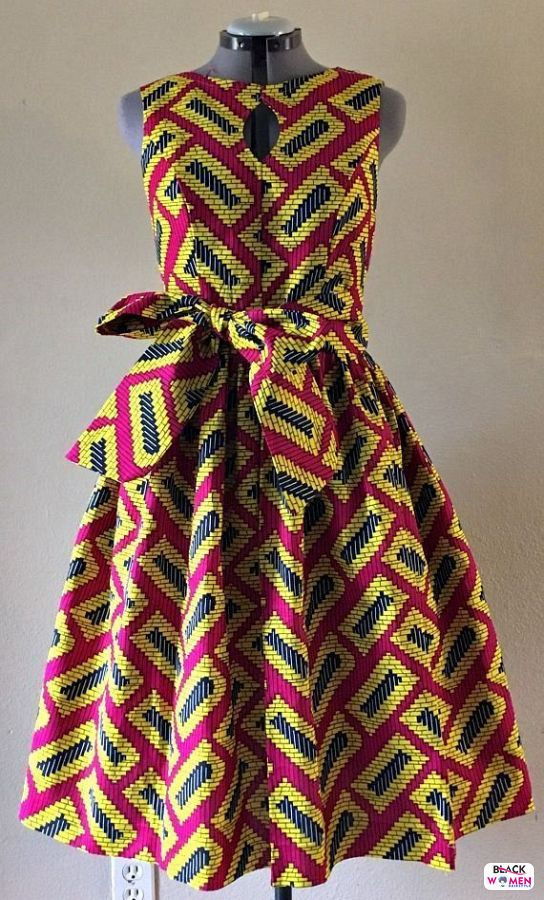 African fashion dresses 158
