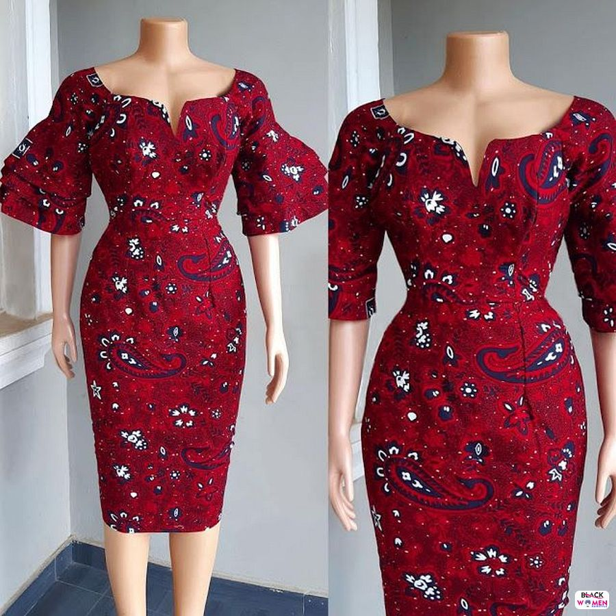 African fashion dresses 166 1