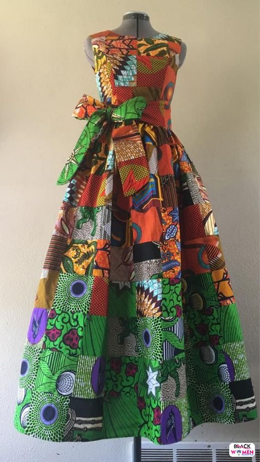 African fashion dresses 203