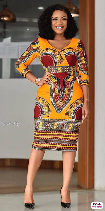 African fashion dresses 207