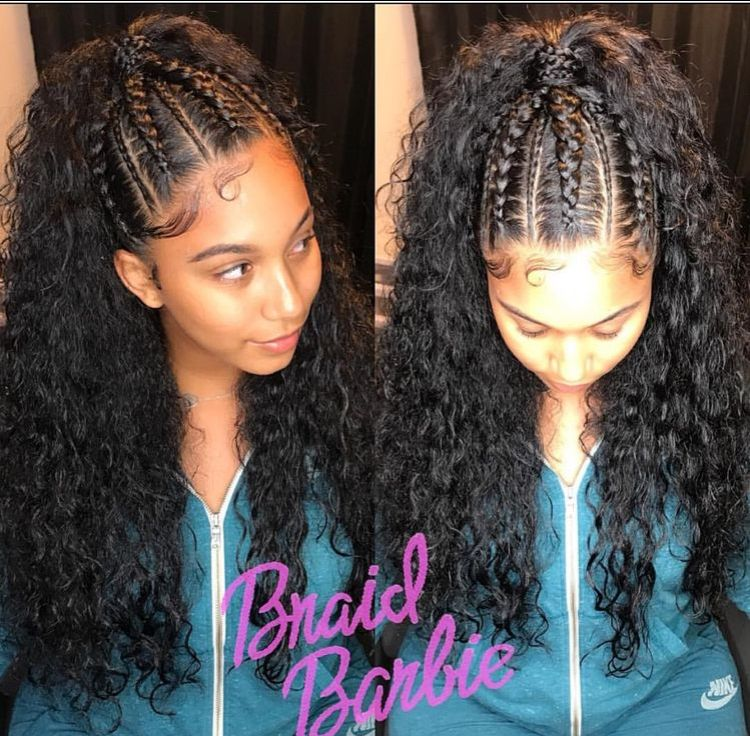 BEST Braided Hairstyles 2021 hairstyleforblackwomen.net 1036