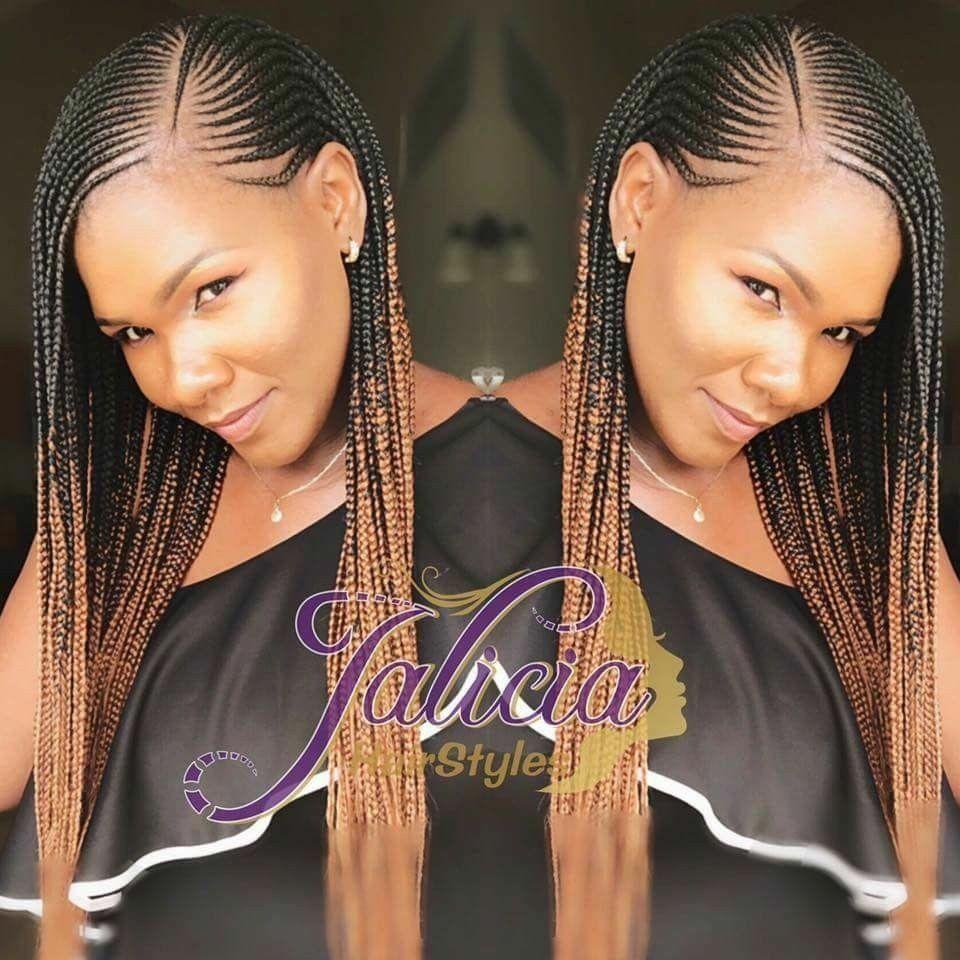 BEST Braided Hairstyles 2021 hairstyleforblackwomen.net 1061