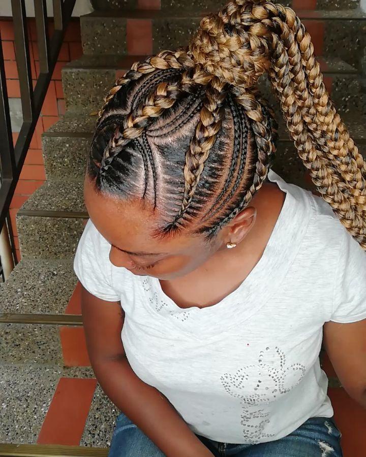 BEST Braided Hairstyles 2021 hairstyleforblackwomen.net 1070