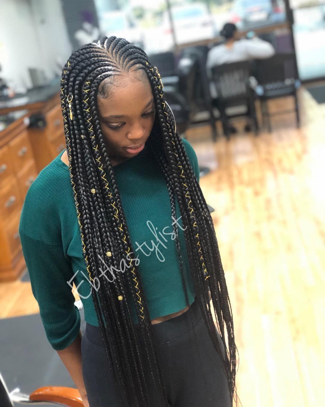 BEST Braided Hairstyles 2021 hairstyleforblackwomen.net 1081