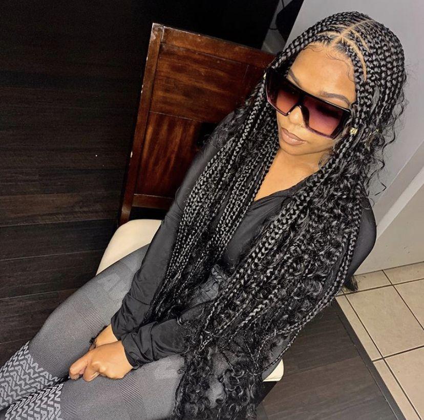 BEST Braided Hairstyles 2021 hairstyleforblackwomen.net 1123