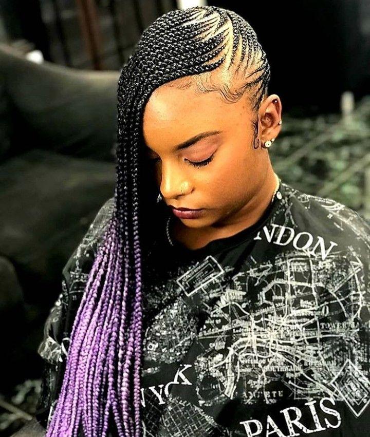 BEST Braided Hairstyles 2021 hairstyleforblackwomen.net 115