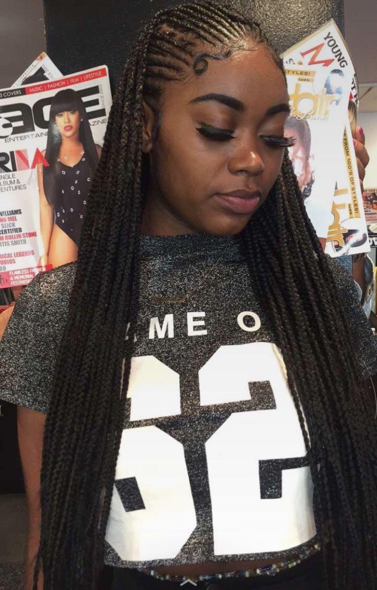BEST Braided Hairstyles 2021 hairstyleforblackwomen.net 1211