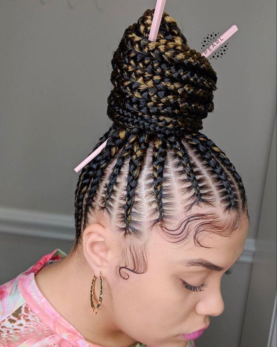 BEST Braided Hairstyles 2021 hairstyleforblackwomen.net 1223