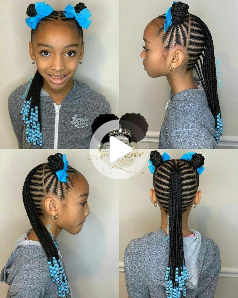 BEST Braided Hairstyles 2021 hairstyleforblackwomen.net 1241