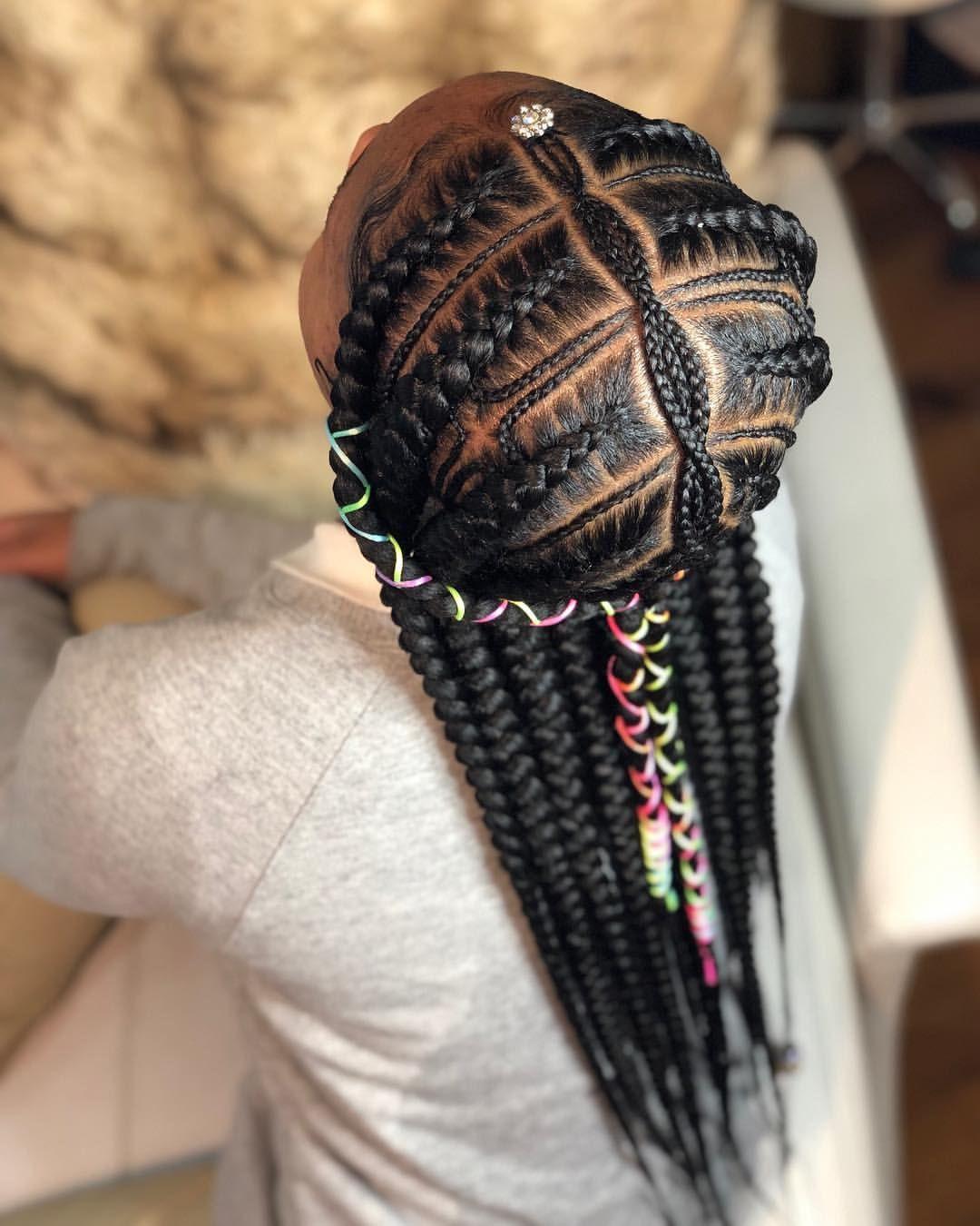 BEST Braided Hairstyles 2021 hairstyleforblackwomen.net 1310