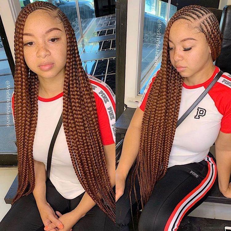 BEST Braided Hairstyles 2021 hairstyleforblackwomen.net 170