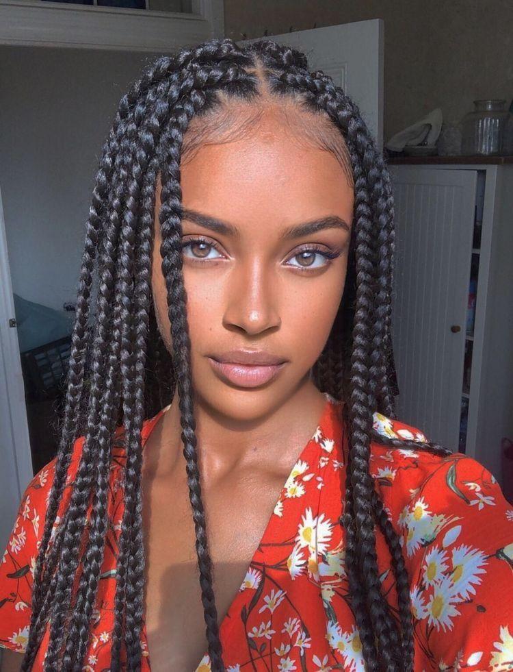 BEST Braided Hairstyles 2021 hairstyleforblackwomen.net 18