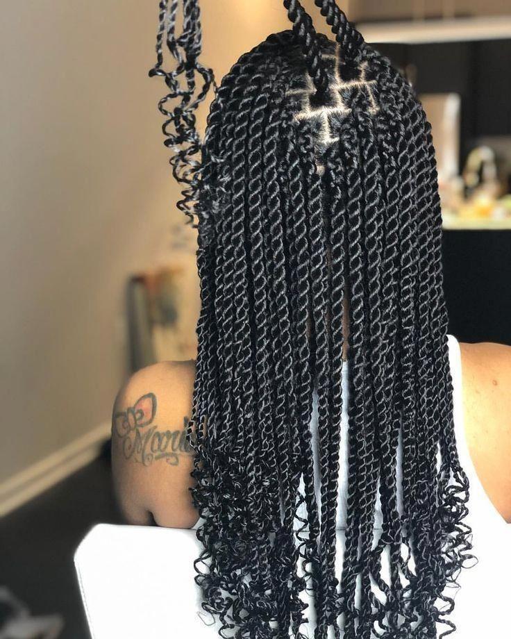 BEST Braided Hairstyles 2021 hairstyleforblackwomen.net 180