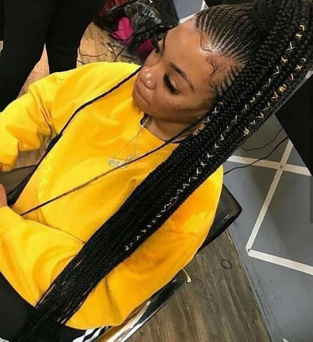 BEST Braided Hairstyles 2021 hairstyleforblackwomen.net 190