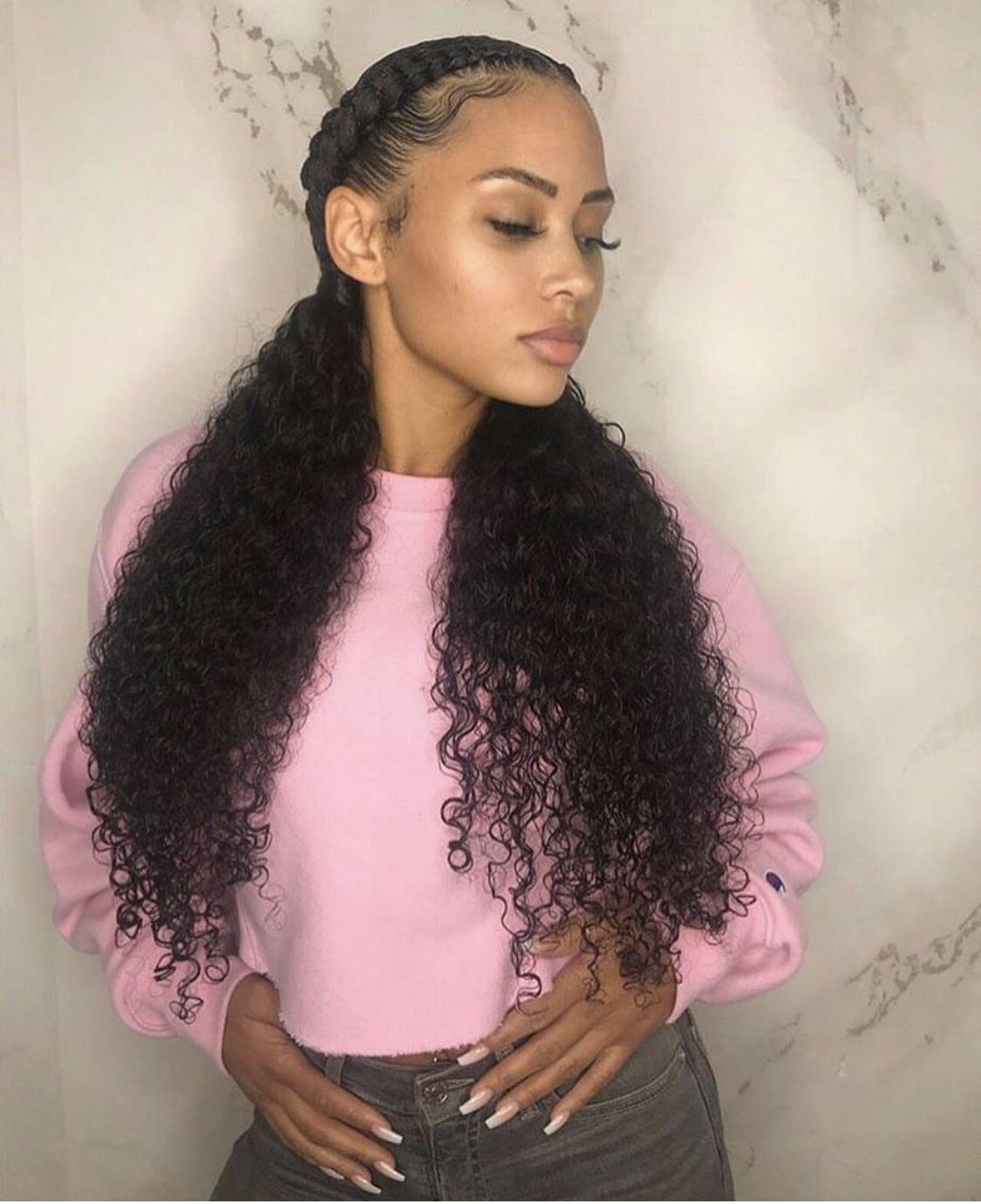BEST Braided Hairstyles 2021 hairstyleforblackwomen.net 229