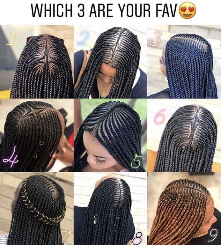 BEST Braided Hairstyles 2021 hairstyleforblackwomen.net 241