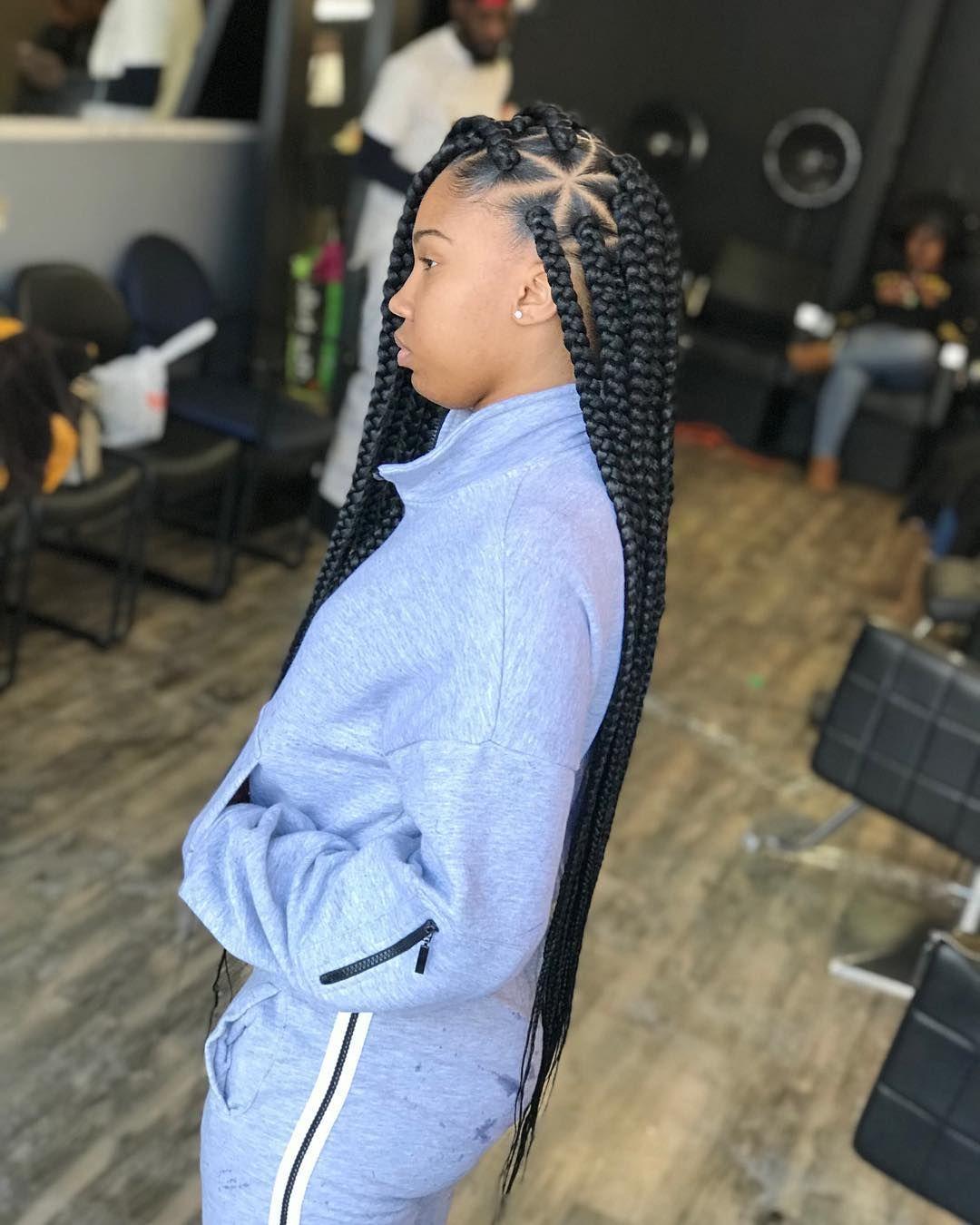 BEST Braided Hairstyles 2021 hairstyleforblackwomen.net 255