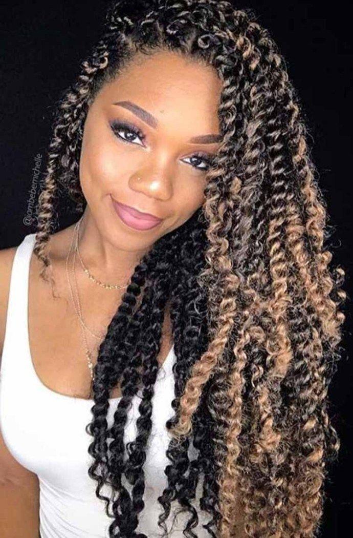 BEST Braided Hairstyles 2021 hairstyleforblackwomen.net 299