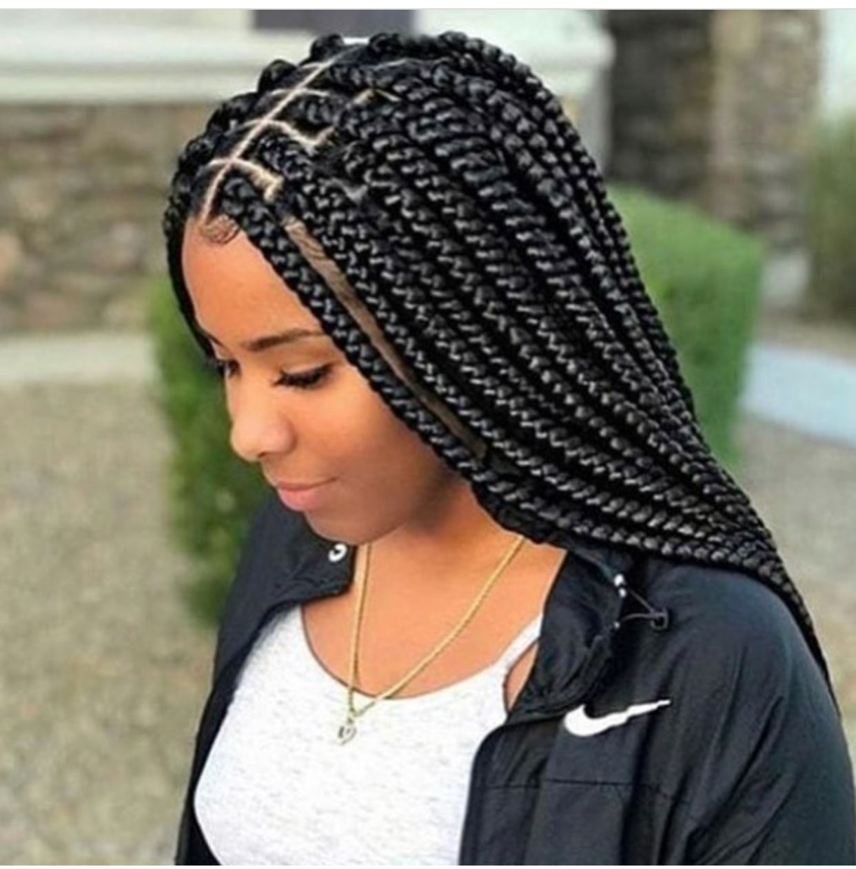 BEST Braided Hairstyles 2021 hairstyleforblackwomen.net 30