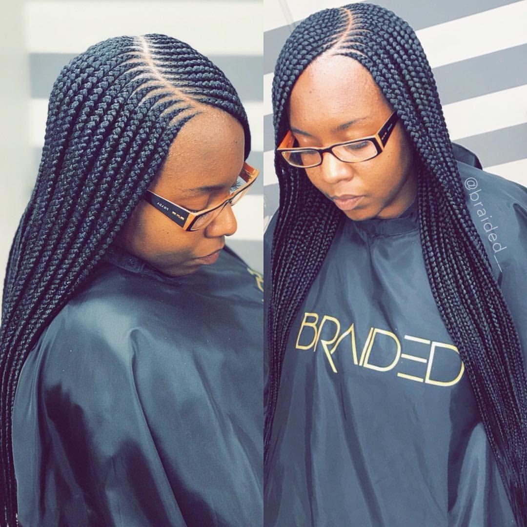 BEST Braided Hairstyles 2021 hairstyleforblackwomen.net 316