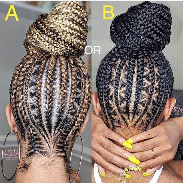 BEST Braided Hairstyles 2021 hairstyleforblackwomen.net 362