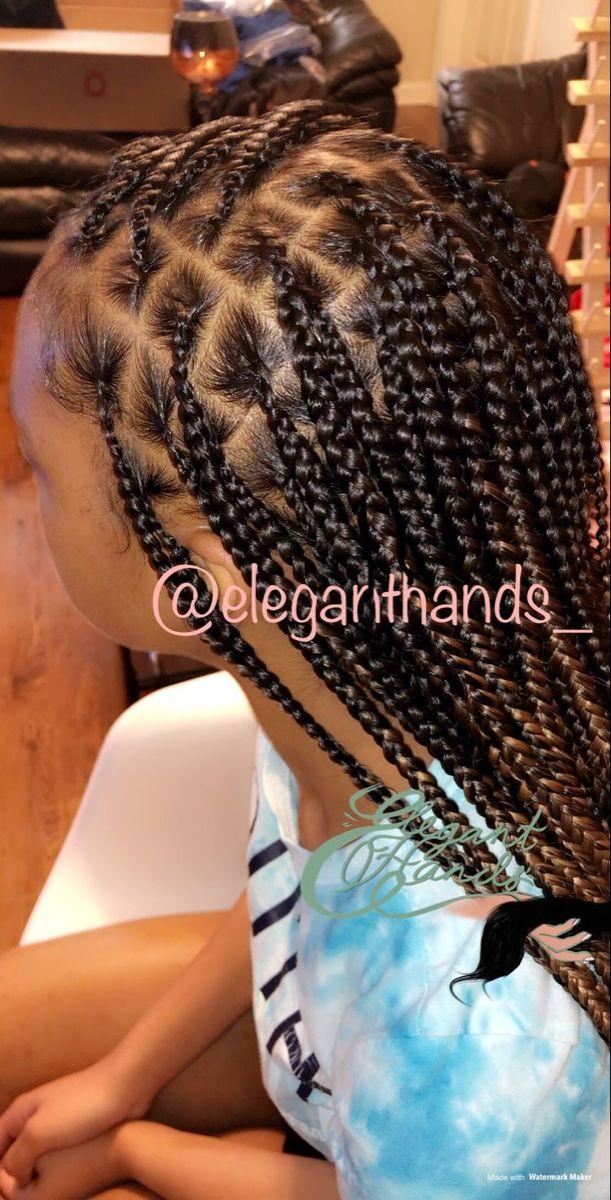 BEST Braided Hairstyles 2021 hairstyleforblackwomen.net 4