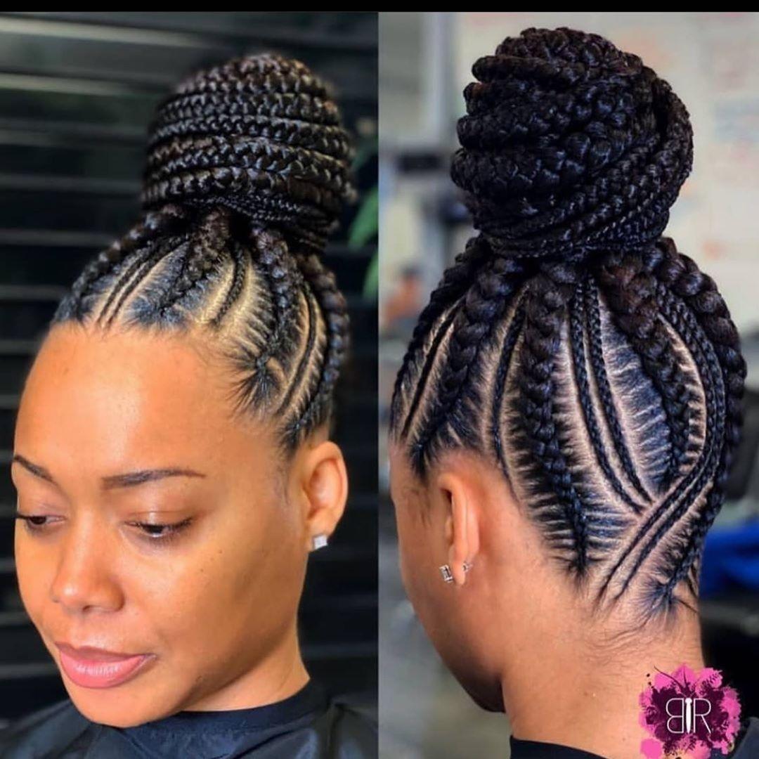 BEST Braided Hairstyles 2021 hairstyleforblackwomen.net 415