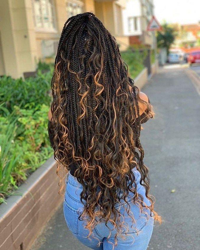 BEST Braided Hairstyles 2021 hairstyleforblackwomen.net 416