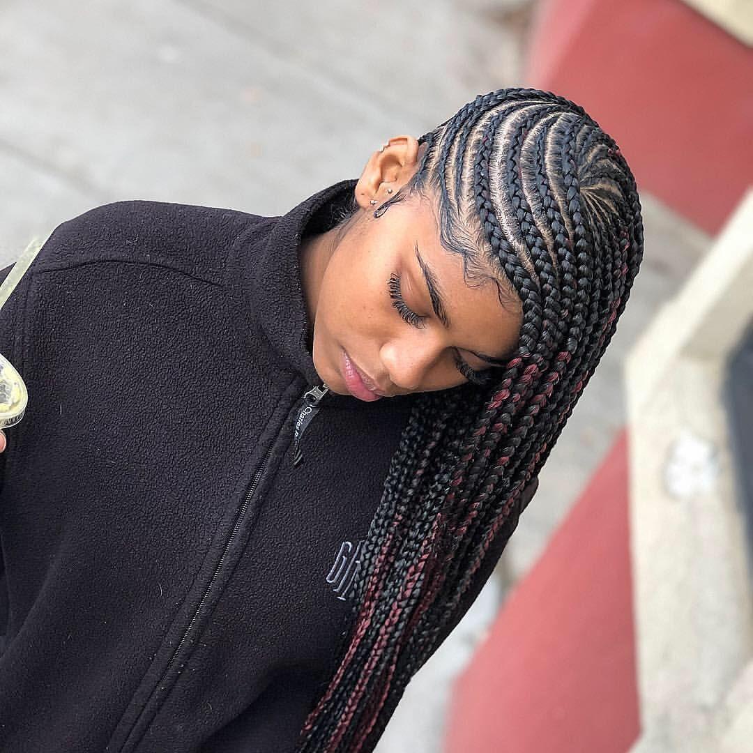 BEST Braided Hairstyles 2021 hairstyleforblackwomen.net 422