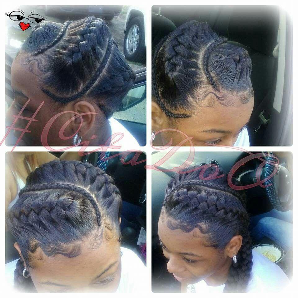 BEST Braided Hairstyles 2021 hairstyleforblackwomen.net 439